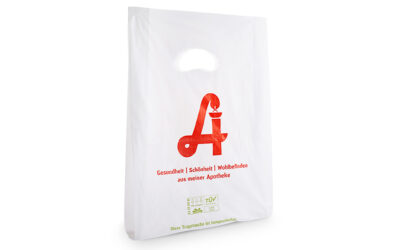 Avantpack Punched handle bags